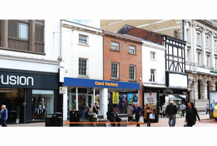 12-14 Park Street<br>Walsall<br>West Midlands<br>WS1 1NG