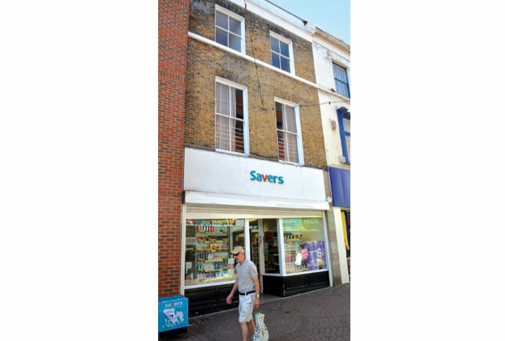 36 High Street<br>Ramsgate<br>Kent<br>CT11 9AG
