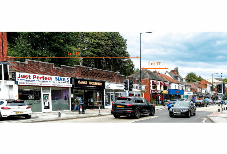 Property Auctions South Birmingham