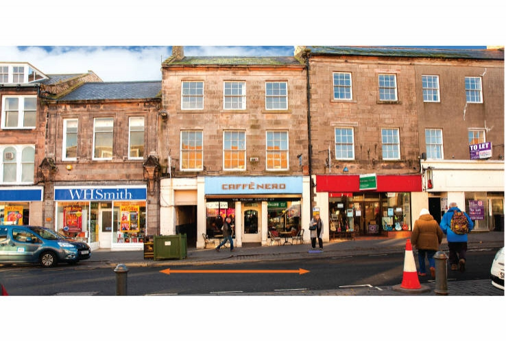 79 Marygate<br>Berwick upon Tweed<br>Northumberland<br>TD15 1BA