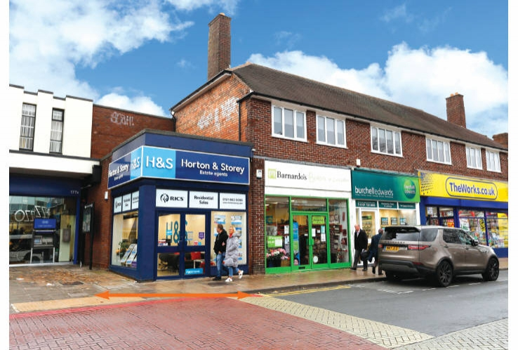 179 Stratford Road (A34)<br>Shirley, Solihull<br>West Midlands<br>B90 3AU