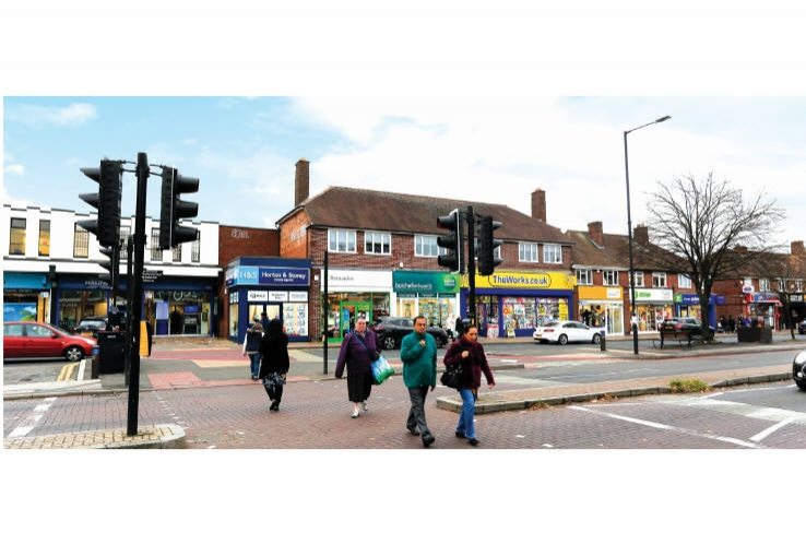 181 to 185 Stratford Road<br>Shirley, Solihull<br>West Midlands<br>B90 3AU