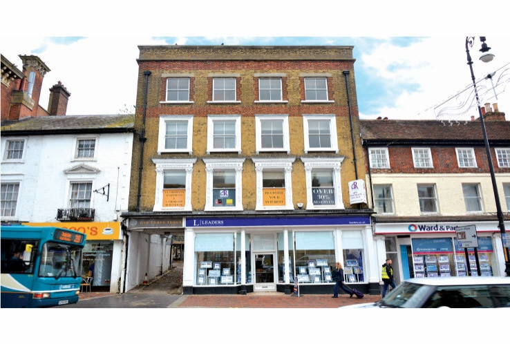 133 High Street<br>Tonbridge<br>Kent<br>TN9 1DH
