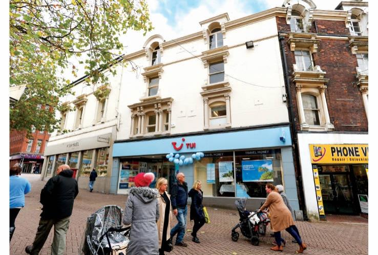 6 - 8 Market Square<br>Hanley<br>Stoke-on-Trent<br>Staffordshire<br>ST1 1NU