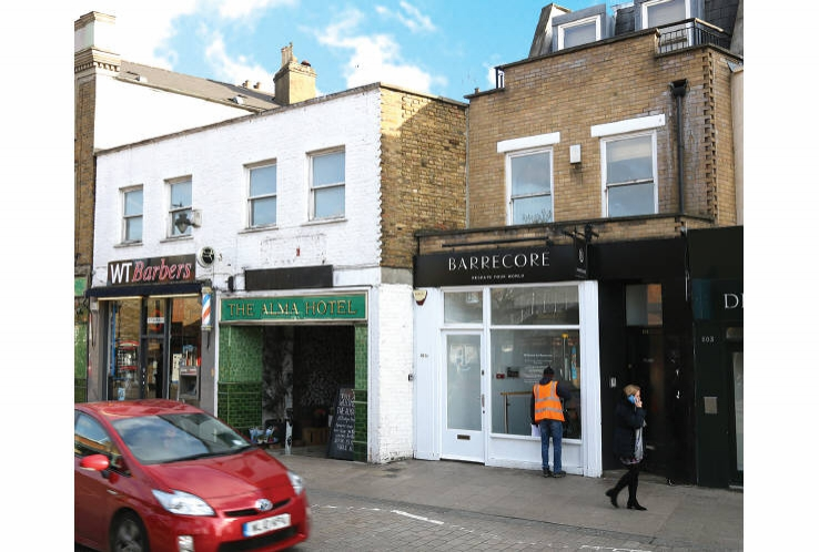 501A & 501B Old York Road<br>Wandsworth<br>London<br>SW18 1TF