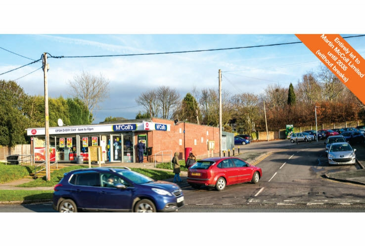 McColl's Convenience Store, 222 Congleton Road<br>Scholar Green<br>Cheshire<br>ST7 3HF