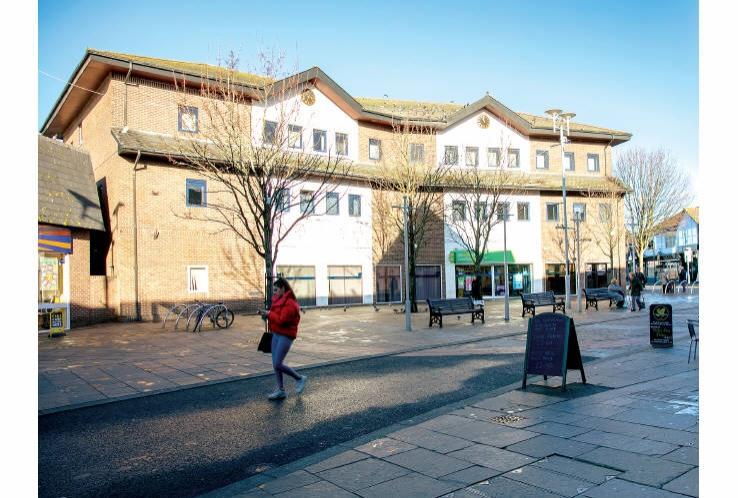 Job Centre Plus<br>Market street<br>Bridgend<br>Glarmorgan<br>CF31 1LL