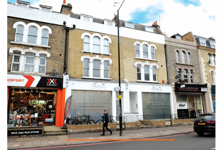 248 / 250 Richmond Road<br>Putney<br>London<br>SW15 6TG