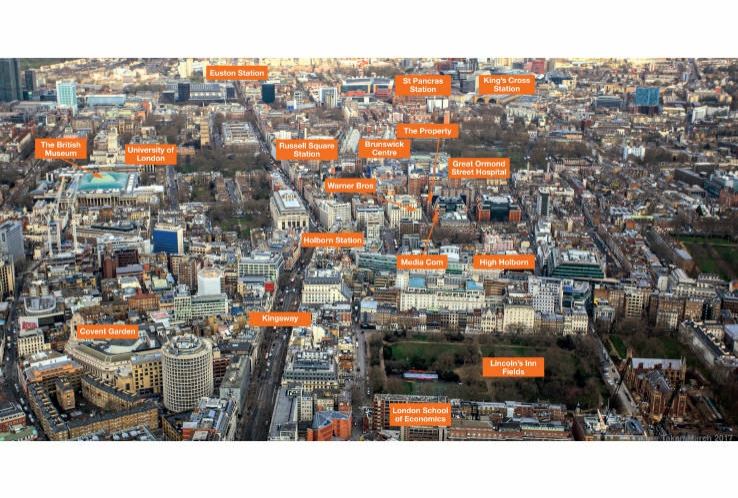 13 New North  Street<br>Holborn<br>Central London<br>WC1N 3PJ
