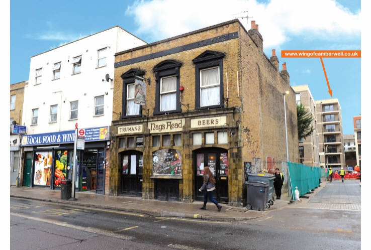 Nag's Head<br>242 Camberwell Road, Camberwell<br>London<br>SE5 0DP