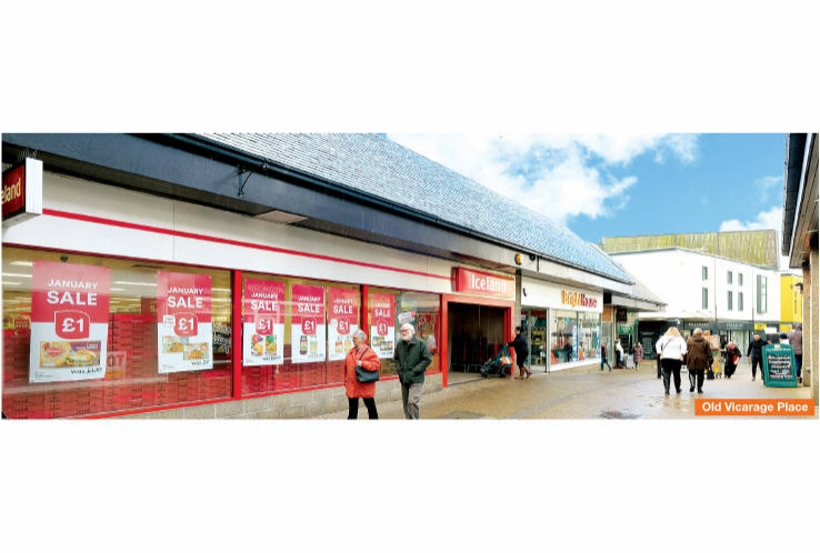 Old Vicarage Place Shopping Precinct<br>19 - 21 Fore Street<br>St Austell<br>Cornwall<br>PL25 5YY