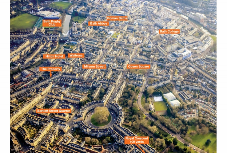 5 Bladud Buildings<br>The Paragon<br>Bath<br>Somerset<br>BA1 5LS