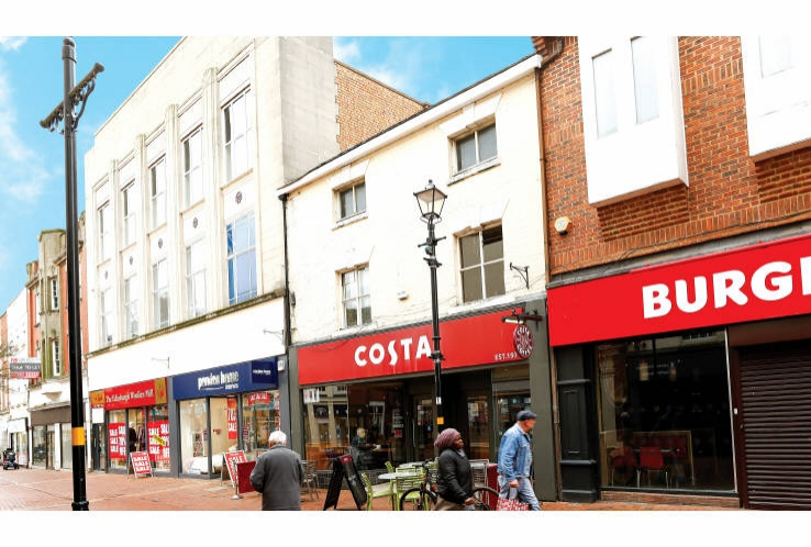 1 High Street<br>Rugby<br>Warwickshire<br>CV21 3BG