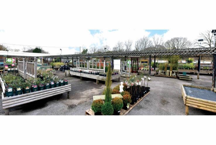 Wyevale Garden Centre<br>229 Wimborne Road West<br>Ferndown, Wimborne<br>Dorset<br>BH21 2DN