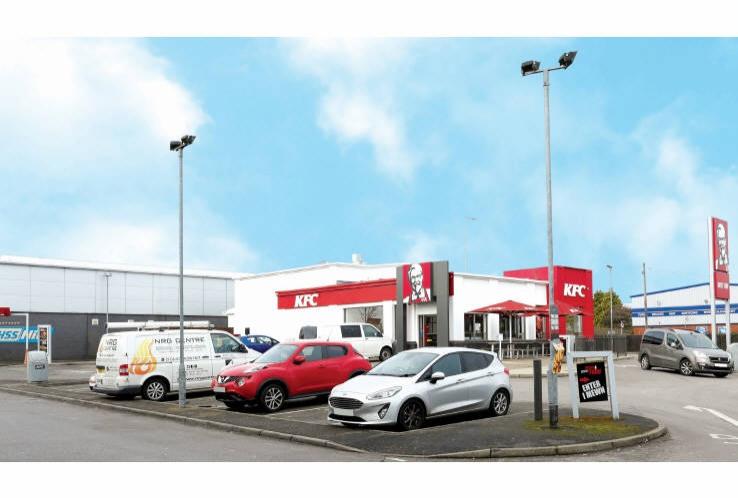 Unit 1 Hernston Retail Park<br>Bridgend<br>Mid Glamorgan<br>CF31 3ND