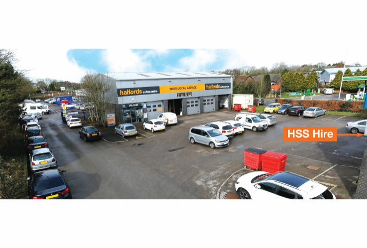 Units 2 & 3 Hernston Retail Park<br>Bridgend<br>Mid Glamorgan<br>CF31 3ND