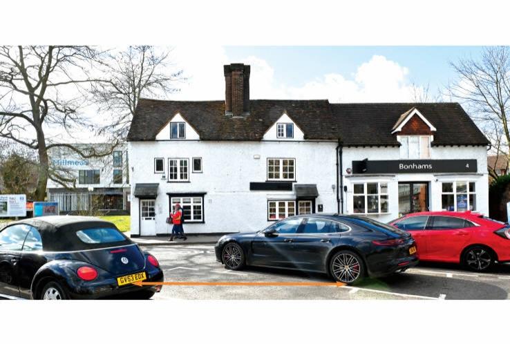 Britannia House<br>5 - 6 Millmead<br>Guildford<br>Surrey<br>GU2 4BE