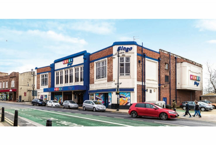 Mecca Bingo<br>Corporation Street<br>Rotherham<br>South Yorkshire<br>S60 1NG