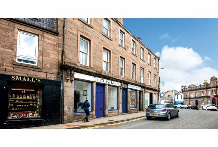 80 Castle Street<br>Forfar<br>Angus<br>DD8 3AA