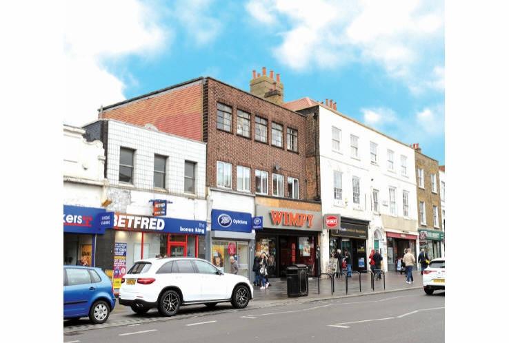 93 / 95 High Street and Clifton Cottages<br>Eltham<br>London<br>SE9 1TD