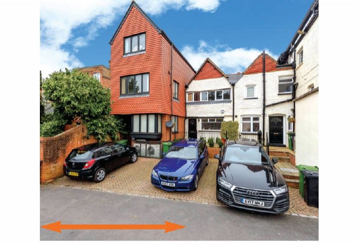 282 - 284 High Street & Paper Mews Court<br>Dorking<br>Surrey<br>RH4 1QT
