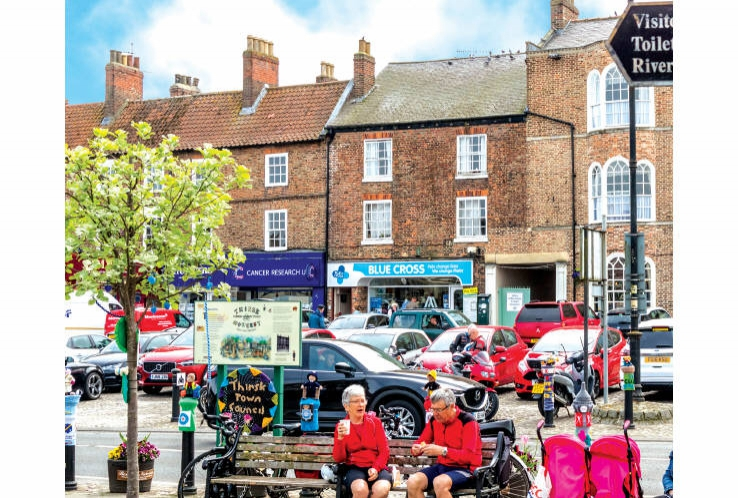 46 Market Place<br>Thirsk<br>North Yorkshire<br>YO7 1LH
