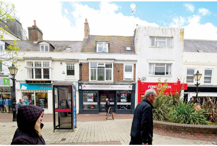 140 High Street<br>Poole<br>Dorset<br>BH15 1DN