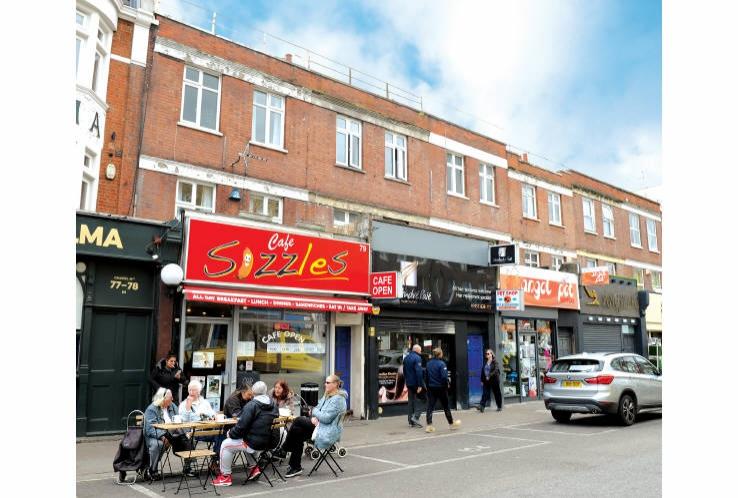 80 Chapel Market<br>Islington<br>London<br>N1 9EX