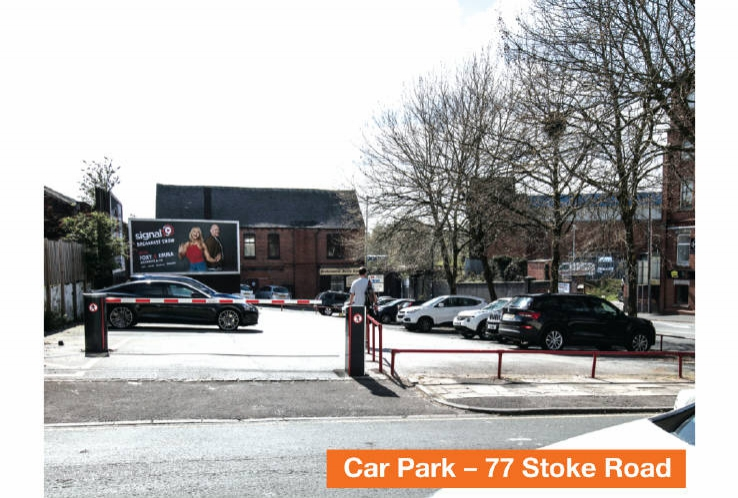 67 / 73 (odd numbers) & 77 Stoke Road<br>Stoke-on-Trent<br>Staffordshire<br>ST4 2QN