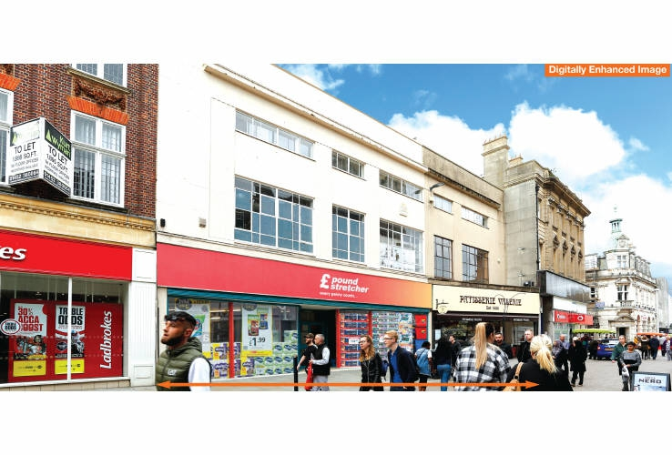 4 / 6 Southgate Street, Gloucester, Gloucestershire, GL1 2DH