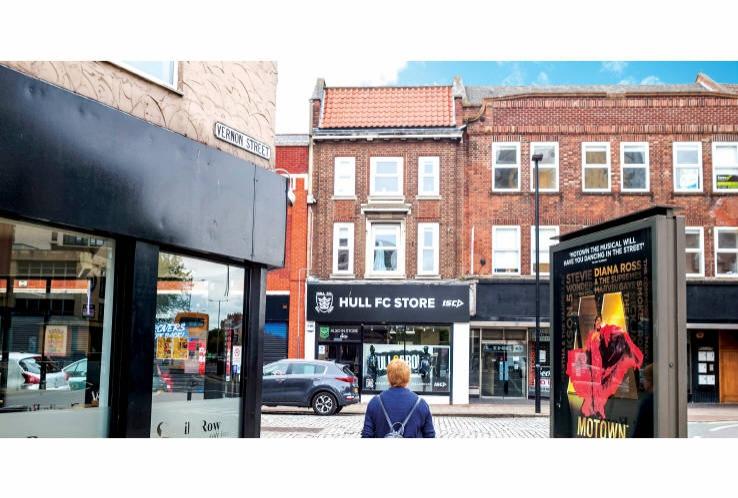 15 Savile Street<br>Kingston-upon-Hull<br>East Riding of Yorkshire<br>HU1 3EF