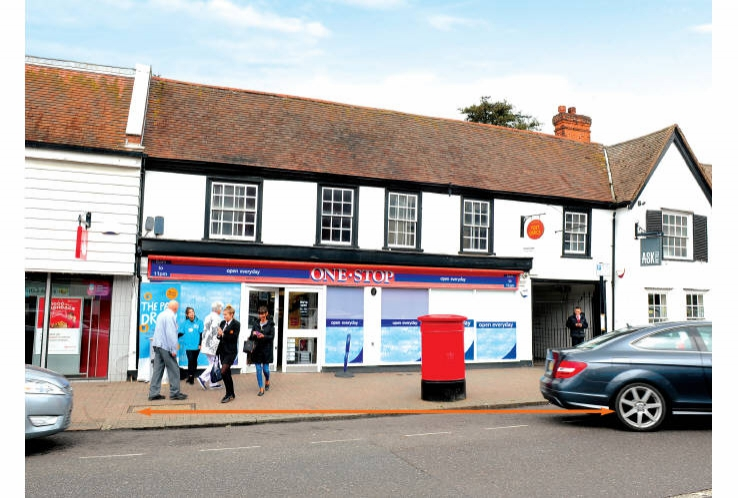 93 - 95 High Street<br>Billericay<br>Essex<br>CM12 9AS
