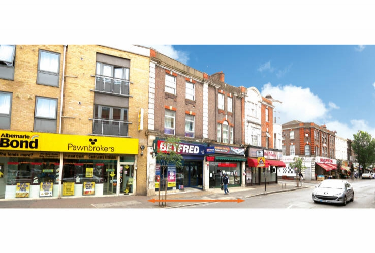 7 to 9 King Street<br>Southall<br>Greater London<br>UB2 4DF
