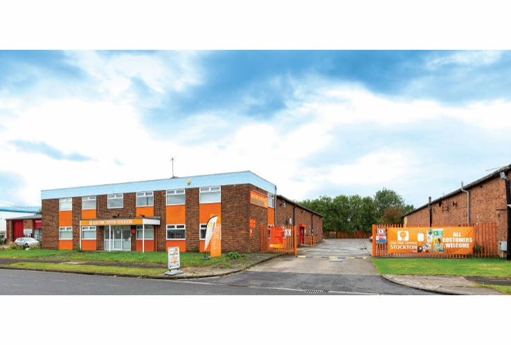 Unit 5 Teesway North Industrial Estate<br>Stockton on Tees<br>TS18 2RR
