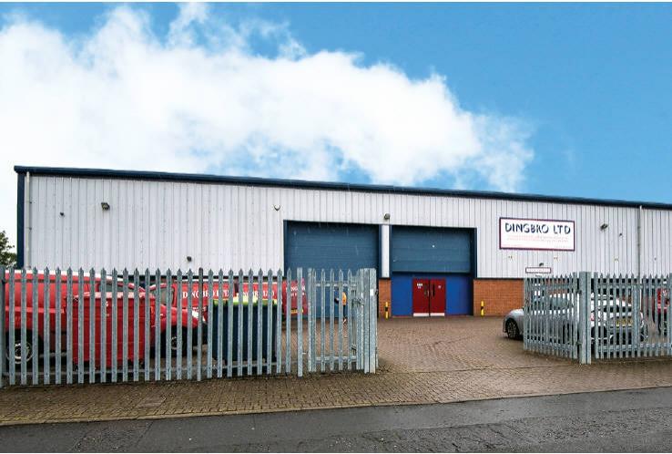 44A Colville Place<br>Kelvin Industrial Estate<br>East Kilbride<br>G75 0PZ