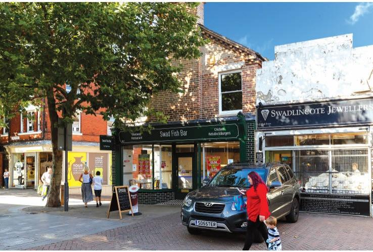 7 High Street<br>Swadlincote<br>Derbyshire<br>DE11 8JE