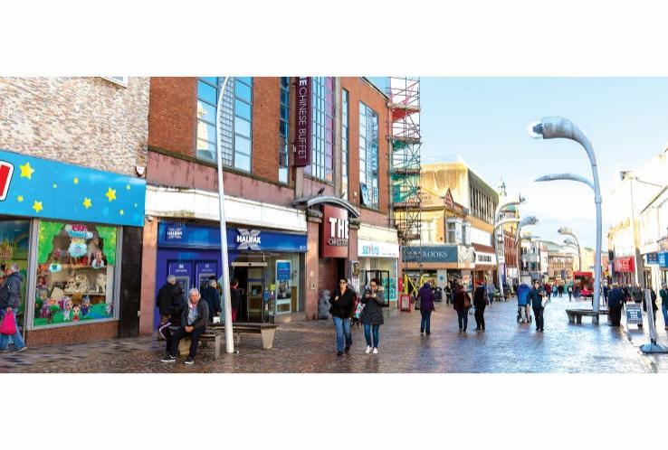 61-71 Church Street<br>Blackpool<br>FY1 4NP