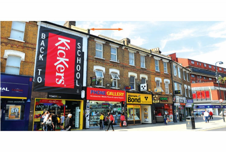 121 High Road<br>Wood Green<br>London<br>N22 6BB