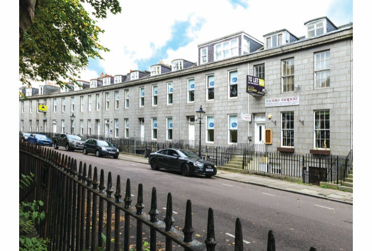 8 & 9 Bon Accord Crescent<br>Aberdeen<br>AB11 6DN