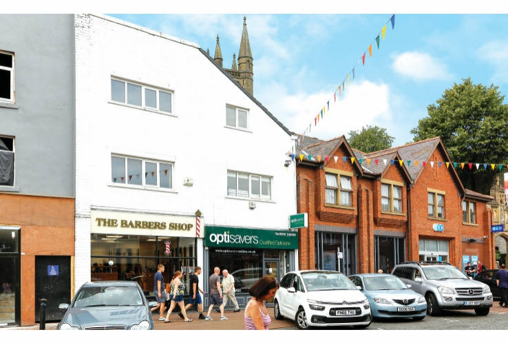 60 Market Street<br>Chorley<br>Lancashire<br>PR7 2SE