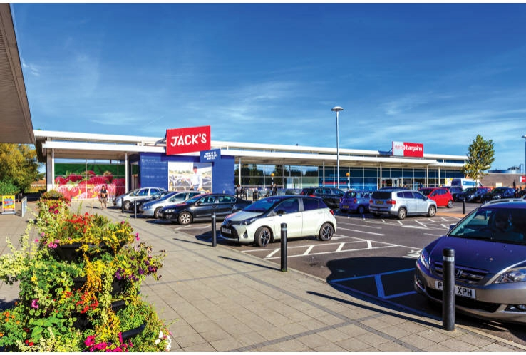 Jack's by Tesco Stores<br>Kennedy Way<br>Immingham<br>North East Lincolnshire<br>DN40 2AB