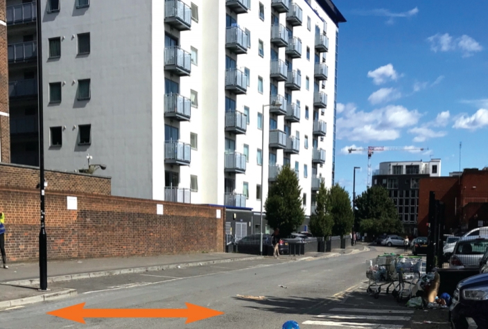 Plot of Land, Matisse Road<br>Hounslow<br>Greater London<br>TW3 1NL