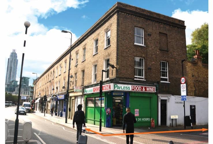 322/322a Kennington Lane<br>London<br>SE11 5HY