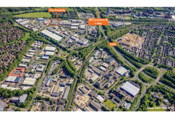 Western House<br>Armstrong Road, Daneshill Industrial Estate<br>Basingstoke<br>Hampshire<br>RG24 8QE
