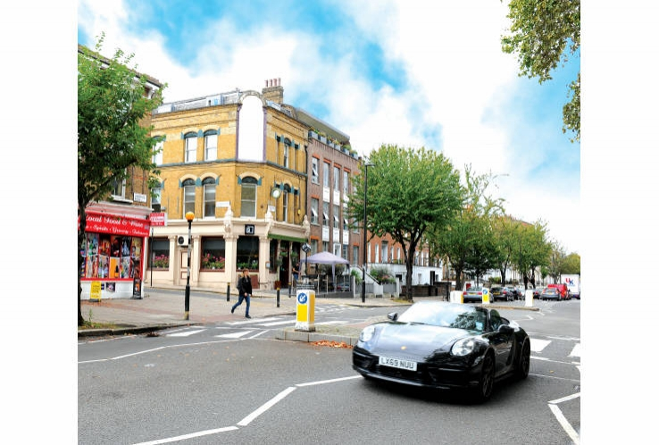 489 Liverpool Road<br>Highbury & Islington<br>London<br>N7 8NS