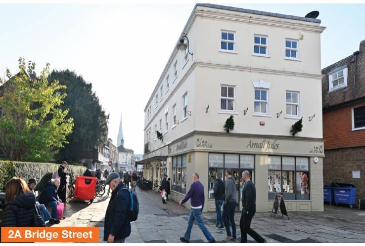 Beckett House<br>2 - 10 Bridge Street<br>Salisbury<br>Wiltshire<br>SP1 2LX