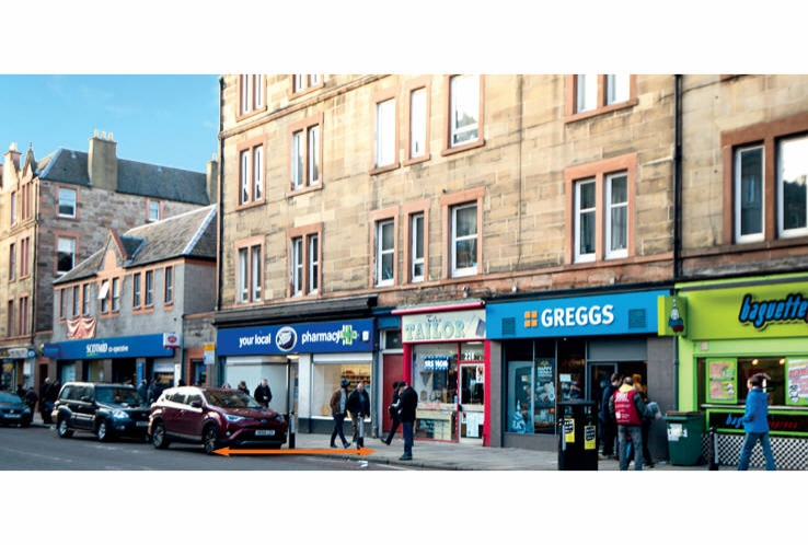 230 / 232 Gorgie Road<br>Edinburgh<br>EH11 2PN