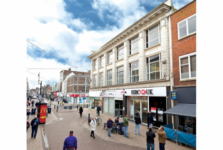 179, 180, 181 King Street<br>Great Yarmouth<br>Norfolk<br>NR30 1LS
