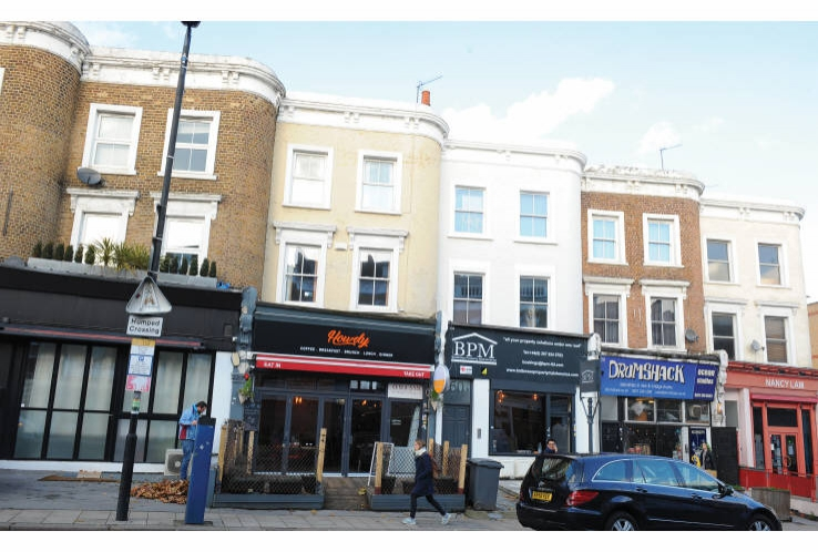 62 Lavender Hill<br>Clapham<br>London<br>SW11 5RQ