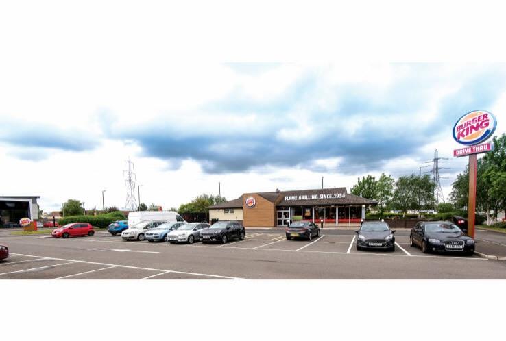 Burger King, Hillington Retail Park<br>Hillington Road<br>Glasgow<br>G52 4BL